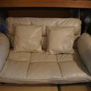 一人暮らしに最適な小さめソファ譲ります。
