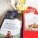 ◆紅茶教室&ティーパーティー~2013年・春摘みダージリンを味わう&ドイツの伝統、ロンネフェルトでアフタヌーンティーパーティー◆ - 料理