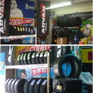 中古タイヤ  アジアンタイヤ 激安輸入タイヤ タイヤ交換いたします。 - 売ります・あげます