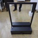 U.S製アンティーク家具 化粧鏡台無色