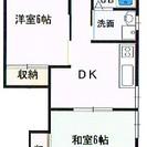 202号室■大里郡寄居町★格安賃貸アパート 2DK 3万/月