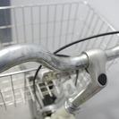無印良品の20インチコンパクト自転車 オフホワイト - 売ります・あげます