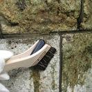 大谷石塀の腐蝕劣化 ( 表面がボロボロになったり、ひび割れがある箇...