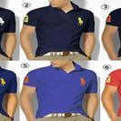 新品ラルフローレンメンズポロシャツS.M.L.XL.XXLサイズ...