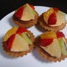 第3回プロのパティシエが教えるお菓子教室「タルト」&フェイクスイー...