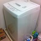 無印良品4.2kg(45L)洗濯機お譲りしますの画像