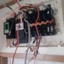 電気工事専門店です。