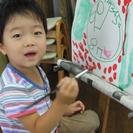 3才~大人まで、横浜山手の高台にある絵画教室。時間無制限なのでゆ...