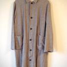 cloth(ハグオーワー)のリネンのコート