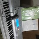 カシオのLK-207の電子キーボード差し上げます。