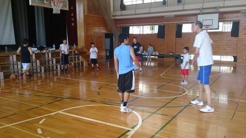 日本最高レベルのバスケットボー...