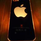 レインボーに光る iPhone5 5S ケース 値下げ