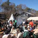 八ヶ岳、お酒とジビエの冬祭り2013