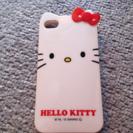 iPhone4sキティーちゃんカバー