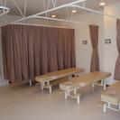 接骨院使用の天井つりさげ式カーテンレール タテ(長い方)230㎝...