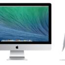 決定!【最終値下げ】水没・物損も保証!新品27インチ最新型Mac...