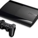 PS3 CECH-4000B 250GB 美品 ソフト2本付