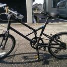 自転車 ミニベロ WACHSEN BV-207