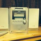 【条件変更】CD、MD、カセット、ラジオコンポ