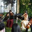 「室内楽の宅配便」 日本一お得な出張生演奏サービスはいかが?