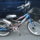 子供用自転車(18インチ)譲ります