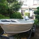 ボート12Ftとトレーラーセット 格安ですべて譲ります。