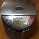 無料 1升炊きIH圧力炊飯器 やや難ありですが実働品 手渡…