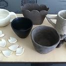 【女性限定】陶芸体験マイカップ作り1,500円