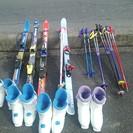 スキーセット全てあげます。