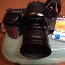 フィルムカメラ 一眼 MINOLTA α5xi ジャンク扱い