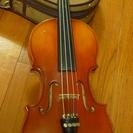 SUZUKIバイオリンセット(楽器・弓・ケース) 1/2サイズ - 豊見城市