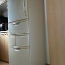 5ドア冷蔵庫自動製氷機付です