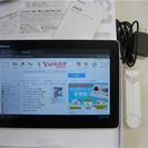 ドコモ dtab 10.1インチ タブレット Wi-Fi 中古品