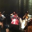 「音楽の宅配便」  日本一お得な出張演奏です。