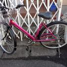 【終了】ギア付き自転車 2000円 直接取引希望です