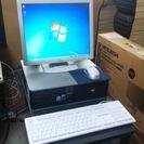 Win7 スモールタワー hp Compaq DC5700 3....