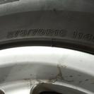 BS デューラー HP680 275/70R16とアルミホイールA...