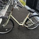 無印良品の自転車(使用感あり)の画像