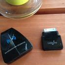 iPhone 30pin→Bluetooth変換ドック(ブースタ...