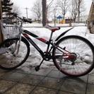 (終了)Jr26インチ自転車(男の子用)