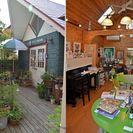 津田沼★丸太小屋の絵本カフェで、絵本の手作り体験しませんか♪