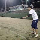 テニス仲間募集!