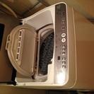 SHARP洗濯機 6L ES-TG60G