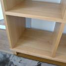 無印良品/木製シェルフ2×2(タモ材)【廃盤品】 − 東京都
