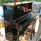 中古ピアノですが活用できる方へ・引取りに来れる方限定!