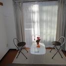 京都北山のマンスリーマンション:滞在型の観光やお仕事、スクーリングなどに…/abcdeFlat − 京都府