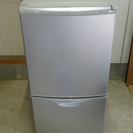 売ります 1人暮用サイズ冷蔵庫 National NR-B…