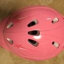 OGKの幼児用ヘルメット(ピンク)