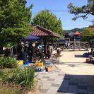 蔵好骨董市in白壁 次回は7月20日(日)開催 会場が変更になりました。新会場は倉吉市研屋町の研屋町児童遊園です。 - フリーマーケット