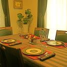 弥上の欧風料理教室